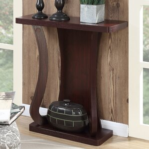 Grovetown Wood Console Table by Latitude Run