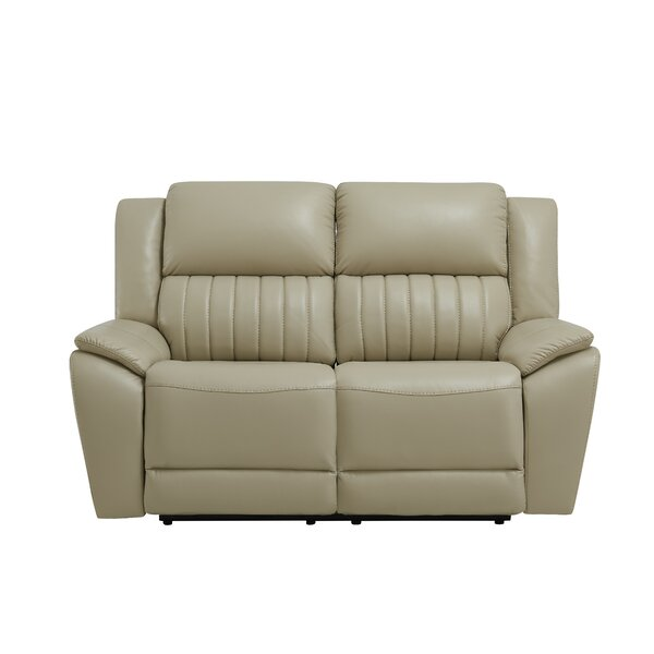 Best Offer Strissel Reclining Loveseat by Latitude Run by Latitude Run