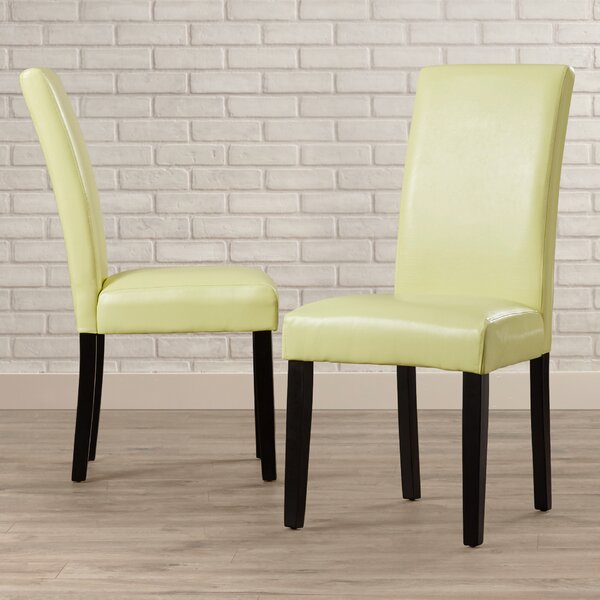 DeMastro Upholstered Dining Chair (Set Of 2) By Andover Mills