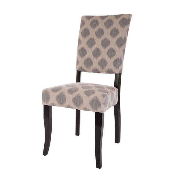 Fabric Side Chair (Set of 2) by Glitzhome