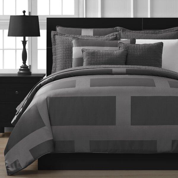 Crosstown 5 Piece Comforter Set by Orren Ellis