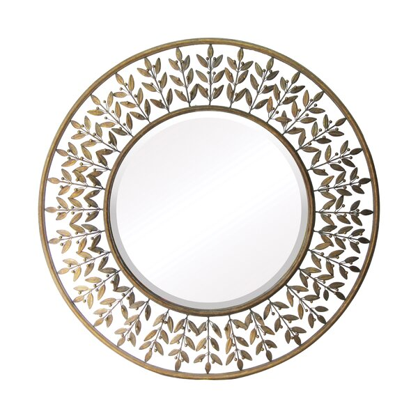 Dube Accent Mirror by Charlton Home