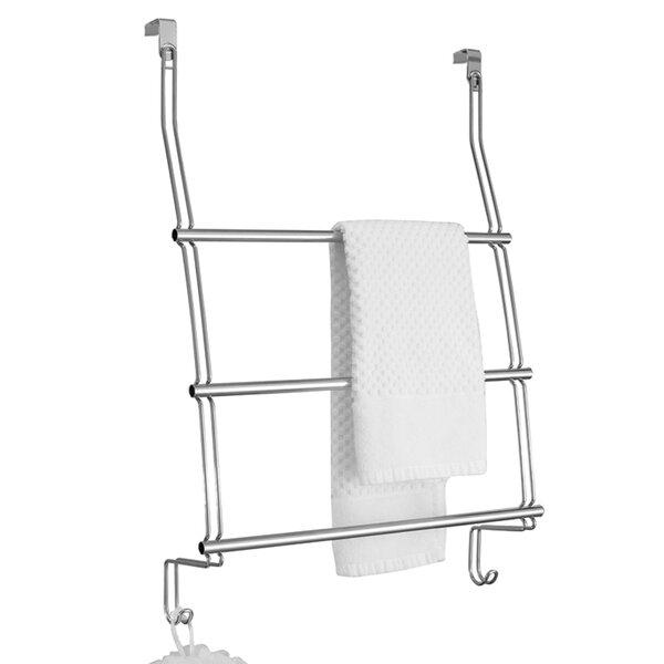 Espana Over-the-Door Towel Rack by Rebrilliant