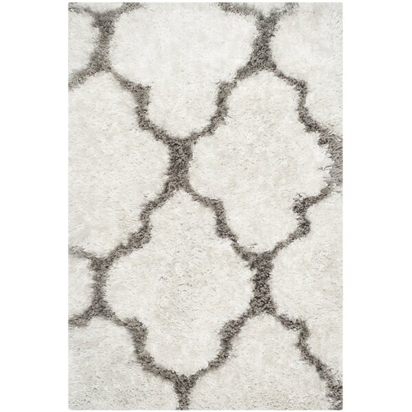 Lizabeta Ivory/Silver Area Rug by Willa Arlo Interiors