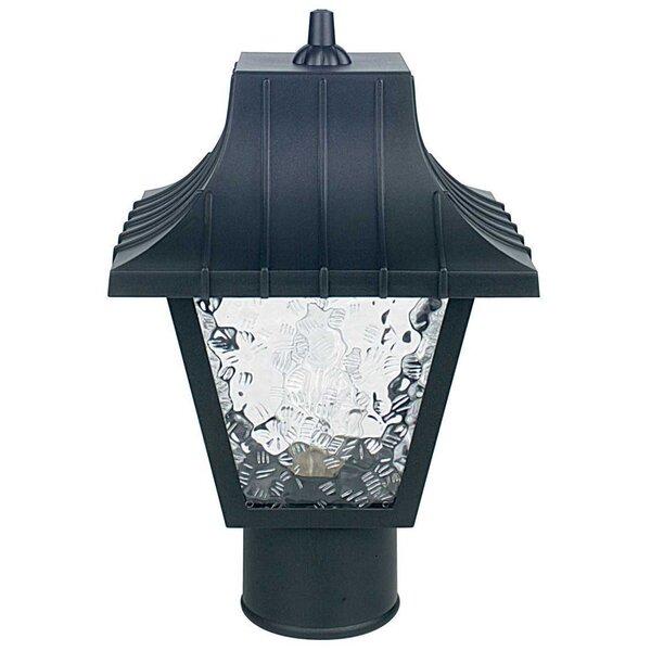 Glass Outdoor 1-Light Lantern Head by Sunset Lighting