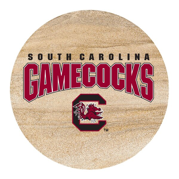 University of South Carolina Collegiate Coaster (Set of 4) by Thirstystone