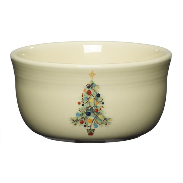 Christmas Tree Gusto Bowl by Fiesta
