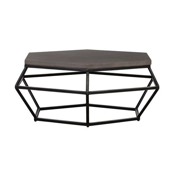 Toland Frame Coffee Table By Williston Forge
