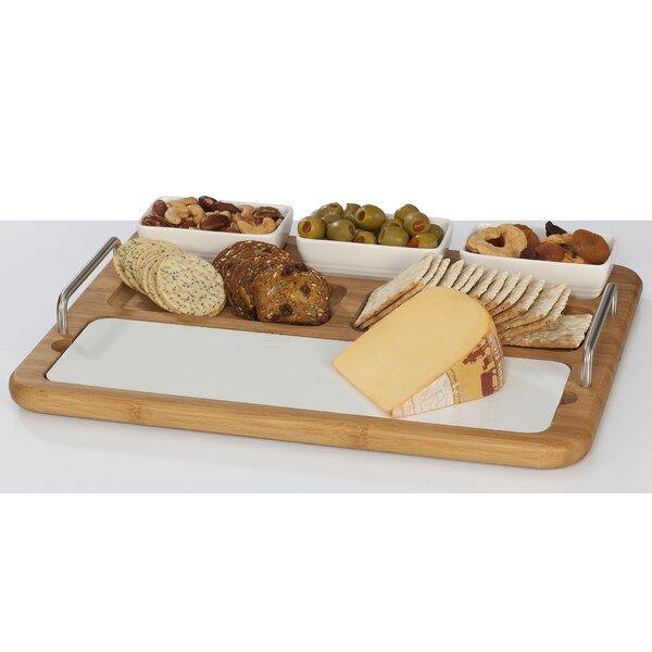 Olyphant 5 Piece Divided Serving Dish Set by Red Barrel Studio