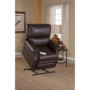 Sheffield Power Wall Hugger Recliner by Serta Lift Chairs