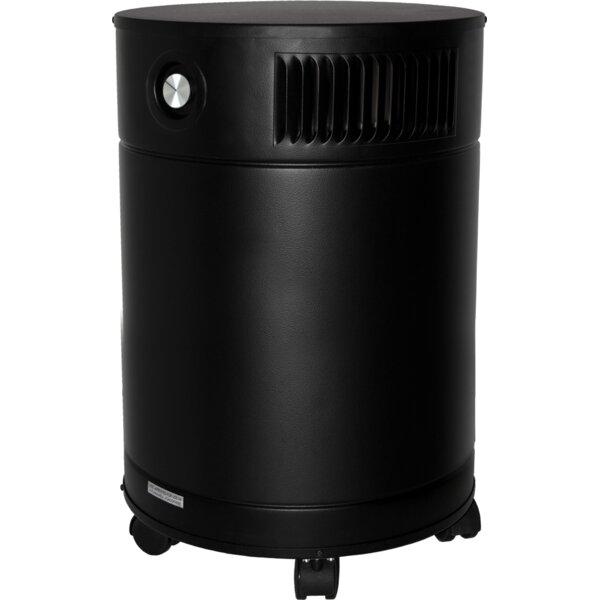 AirMedic Pro 6 HD Smoke Room HEPA Air Purifier by Aller Air