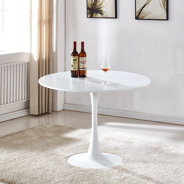 Mel Dining Table By Orren Ellis Discount