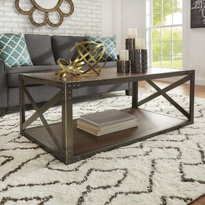 Salia Coffee Table Mercury Row
