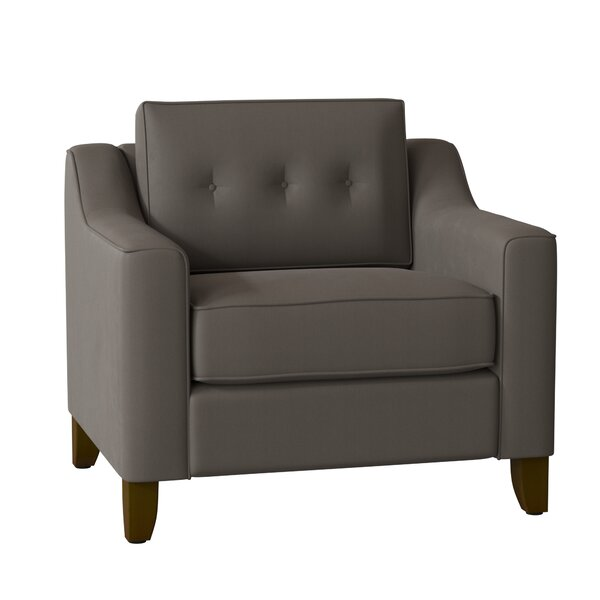 Logan Armchair by Wayfair Custom Upholstery Wayfair Custom Upholstery™