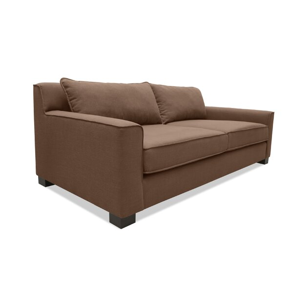 Cool Collection Tebelman Plush Deep Sofa by Latitude Run by Latitude Run