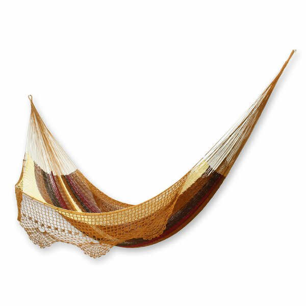 Sumaiyah Double Camping Hammock by World Menagerie