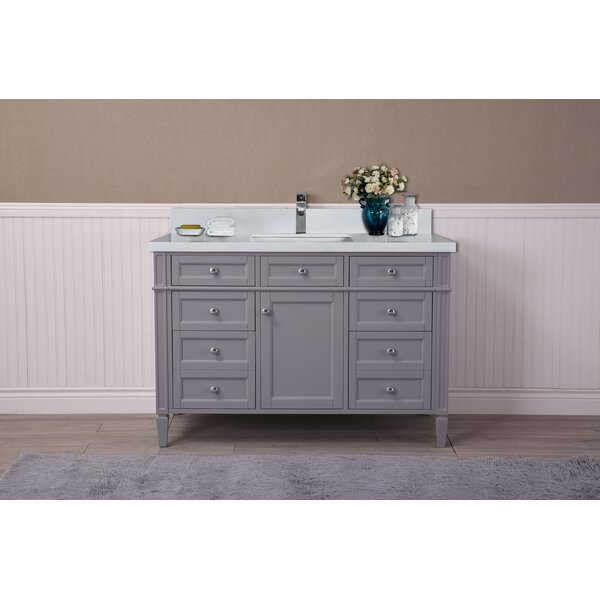 Freeland 48 Single Bathroom Vanity Set by Charlton Home