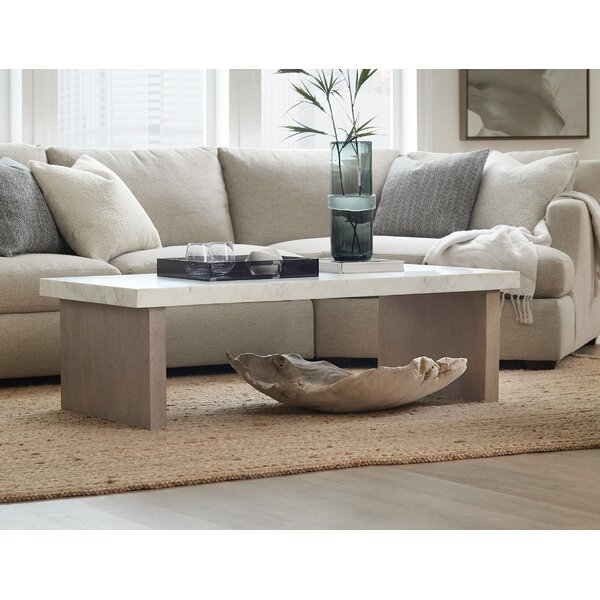 Miramar Lorrain Coffee Table with Tray Top by Hooker Furniture Hooker Furniture