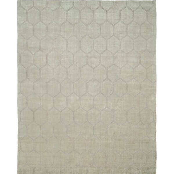 Handmade Beige Area Rug by Wildon Home ®