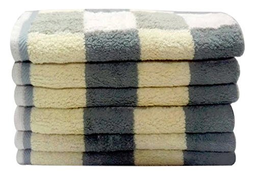 Moro Hand Towel (Set of 6) by Charlton Home