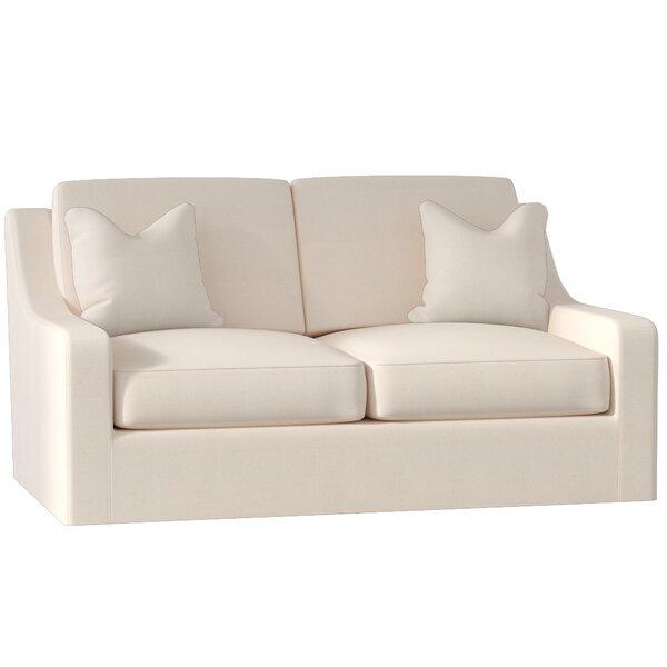 Maggie Loveseat by Wayfair Custom Upholstery™