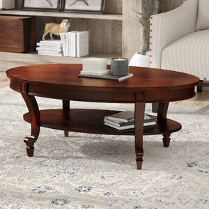 Fitchett Oval Coffee Table