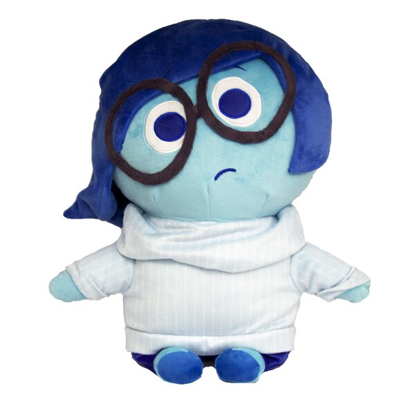 Inside Out Sadness Pillow by Disney