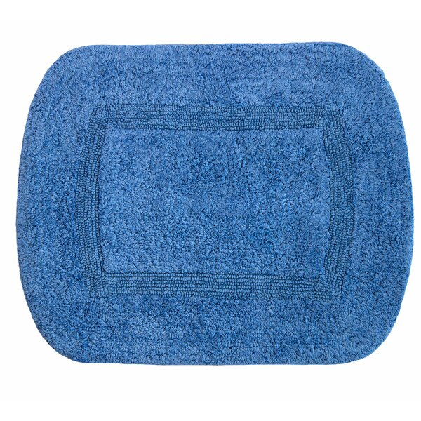 Christchurch Tufted Fashion Rectangle 100% Cotton Reversible Bath Rug
