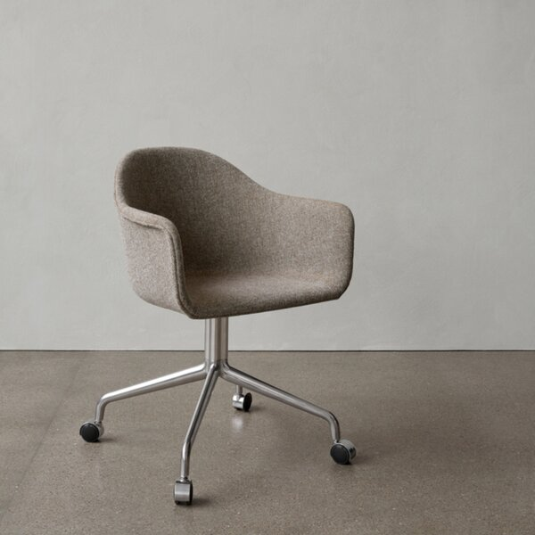Harbour Chair Collection Genuine Leather Task Chair