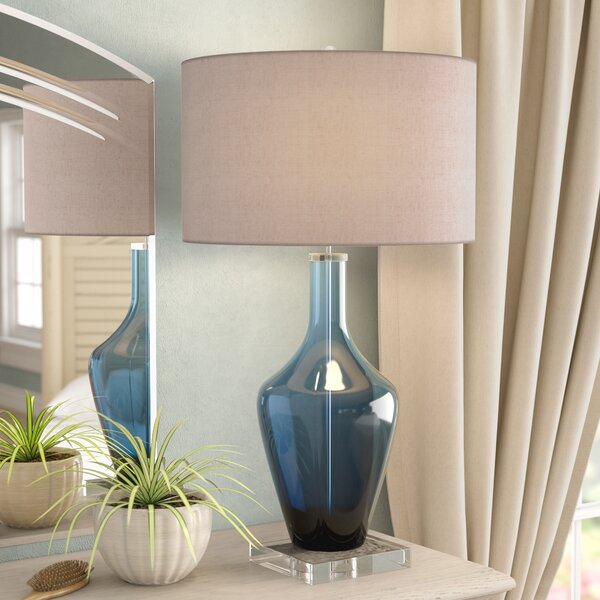 Bridlewood 28.75 Table Lamp by Rosecliff Heights