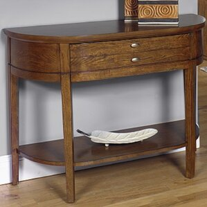 Weybossett Media Console Table by Alcott Hill