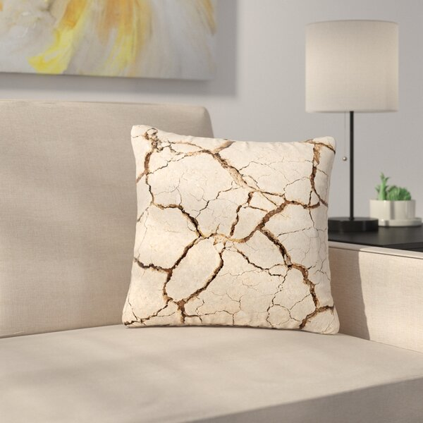 Drought Outdoor Throw Pillow by East Urban Home