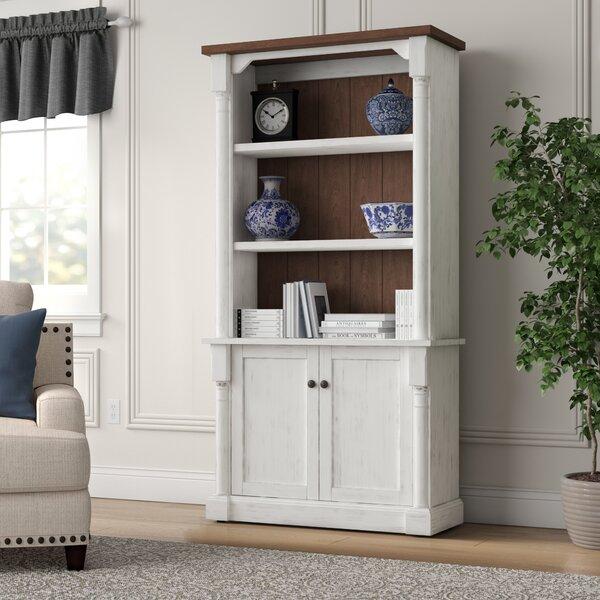 Chmura Standard Bookcase By August Grove