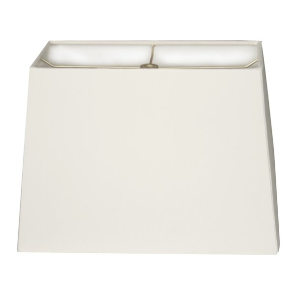 Timeless 8 Linen Rectangular Lamp Shade by Royal Designs