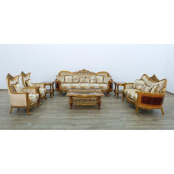 Phaidra 2 Piece Coffee Table Set by Astoria Grand Astoria Grand