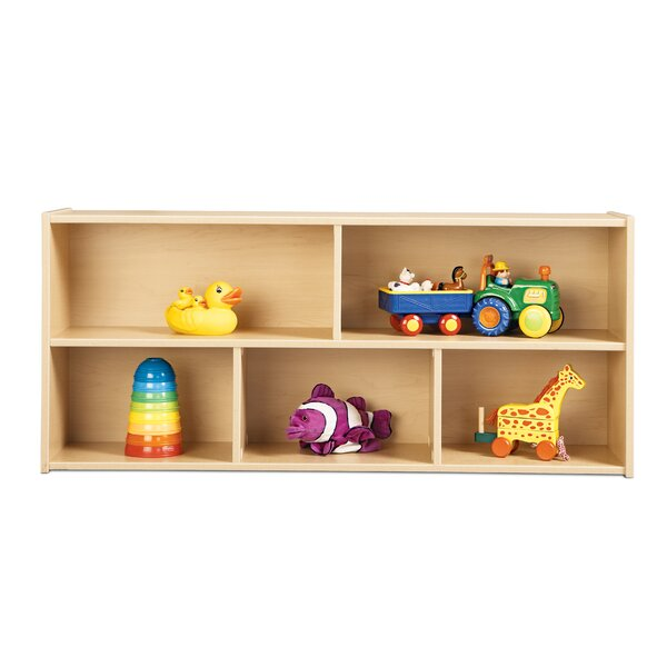 5 Compartment Shelving Unit by Young Time