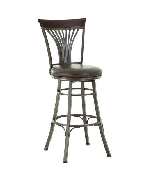 Karol 30 Swivel Bar Stool by Steve Silver Furniture