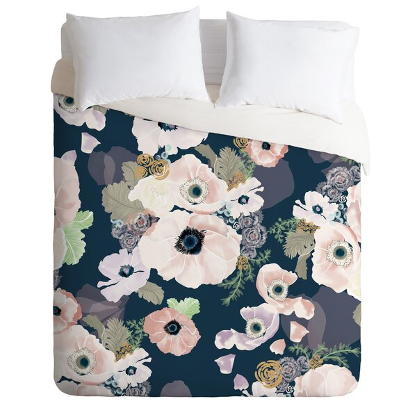 Une Femme Duvet Cover by East Urban Home