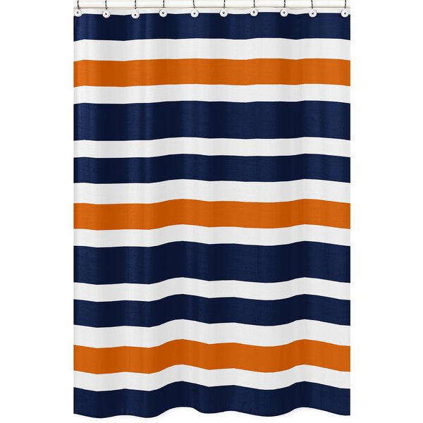 Stripe Shower Curtain by Sweet Jojo Designs