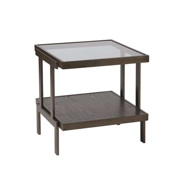 Trombley End Table By Mercer41