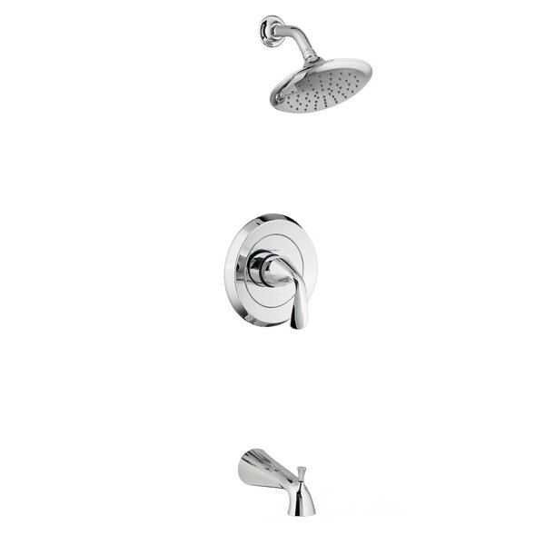 Fluent Pressure Balance Bath/Shower Trim by Americ