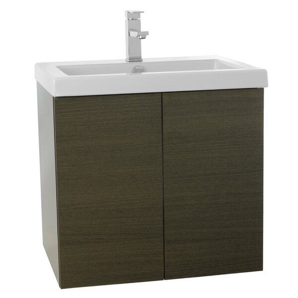 Space 23 Single Bathroom Vanity Set by Nameeks Vanities