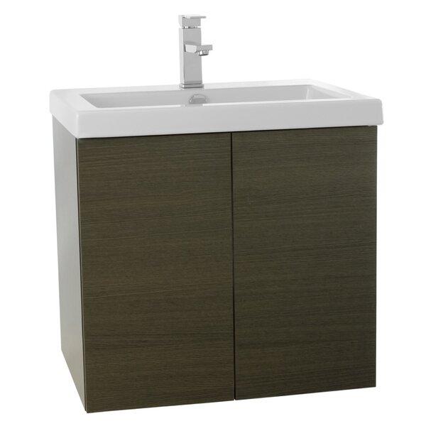 Space 23 Single Bathroom Vanity Set by Nameeks Vanities