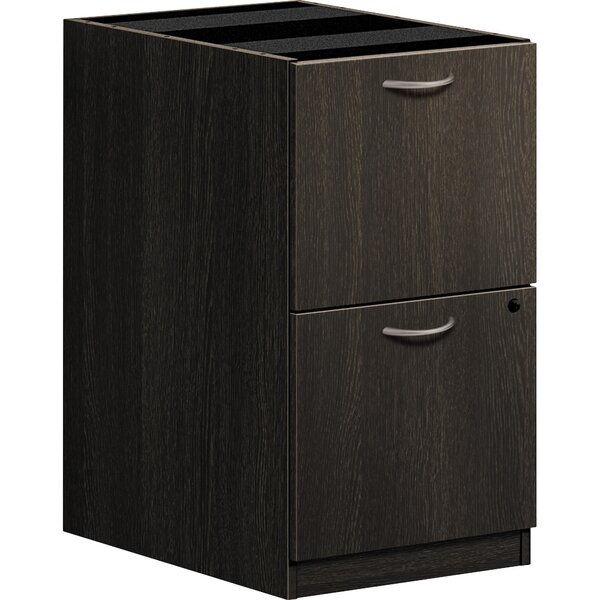 BL Series 27.75 H x 15.63 W Desk File Pedestal by Basyx by HON
