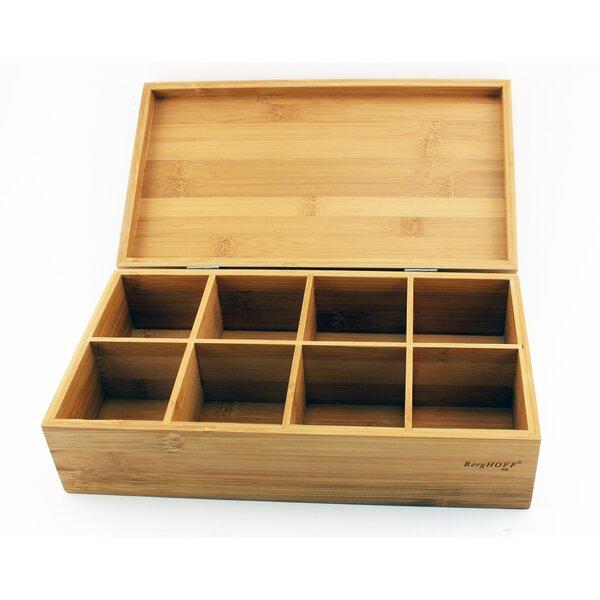 Bamboo Tea Box by BergHOFF International