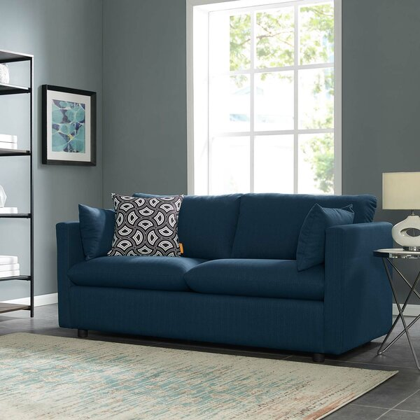 Sales-priced Lola Upholstered Sofa by Wrought Studio by Wrought Studio