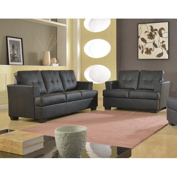 Cecilia 2 Piece Living Room Set by Beverly Fine Furniture