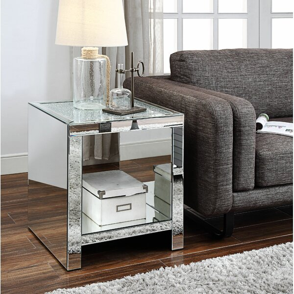 Laskie End Table By Rosdorf Park New Design
