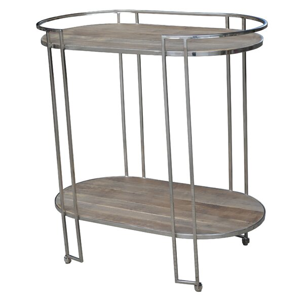 Snyder Bar Cart By Loon Peak Great Reviews