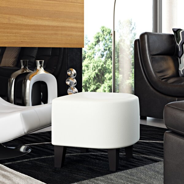 Ellerbee Ottoman by Ebern Designs
